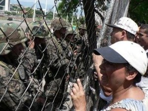 anniversario golpe Honduras
