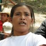 rio blanco_atentato contra Maria Santos Dominguez