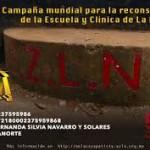 campagna ricostruzione Esscuela y clinica La Realidad