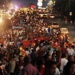 protesta tegus-foto La Tribuna