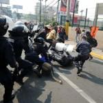 9 mayo 2016 represion tegus
